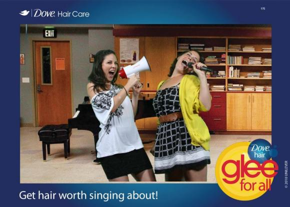 GLEE-king Out!