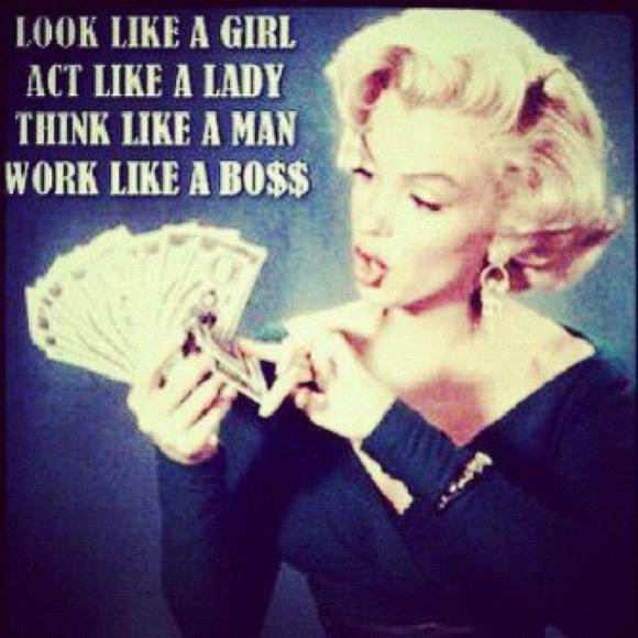 Work Like a Boss – W.O.W.