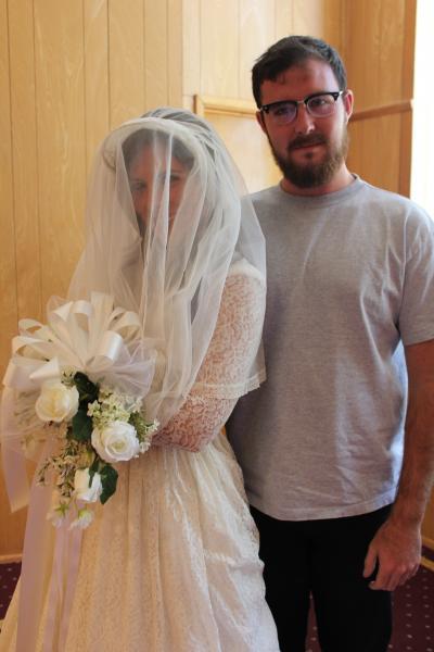 My Wedding. Wait, Just Kidding!