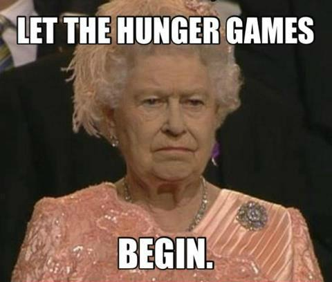 Hunger Games & London Olympic Games