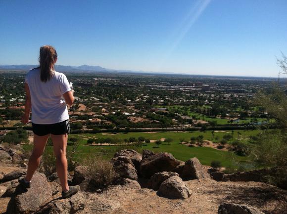 Hiking in Phoenix, Arizona