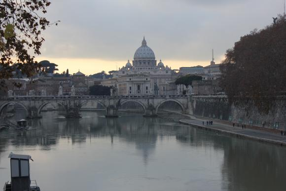 Rome, Italy Adventure – MASSIVE Photo Gallery Winter 2012