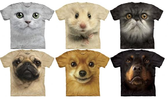 There's an Animal on Your Shirt – OBSESSED