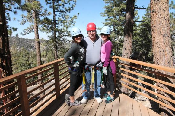 Ziplining Adventure With My 80-Years-Young Grandpa!