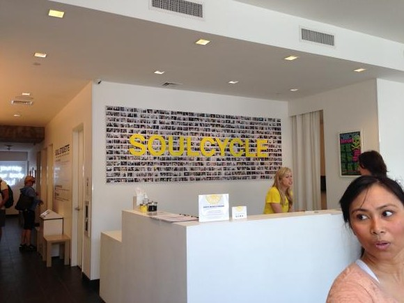 SoulCycle Hits West Coast – Fit Fridays