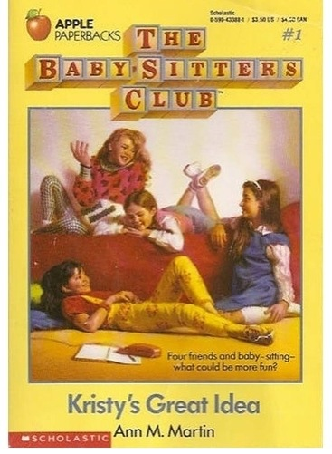 Babysitter's Club Flashback