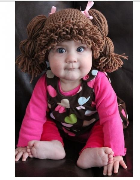 So Weird – Real Life Cabbage Patch Kid