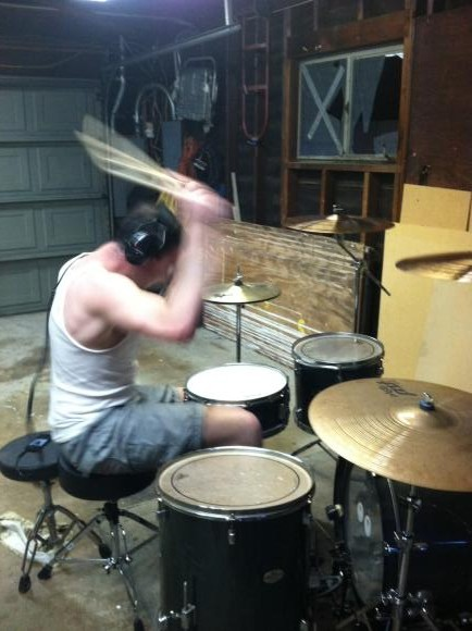 My FIRST Drum Lesson