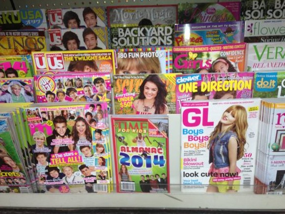Clevver Magazine on Shelves Nationwide TODAY!