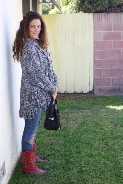 Poncho Party Time – STYLE TRUCE