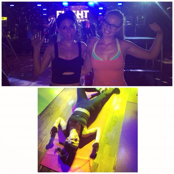 Mid-Day Clubbing Workout – FLIGHT!