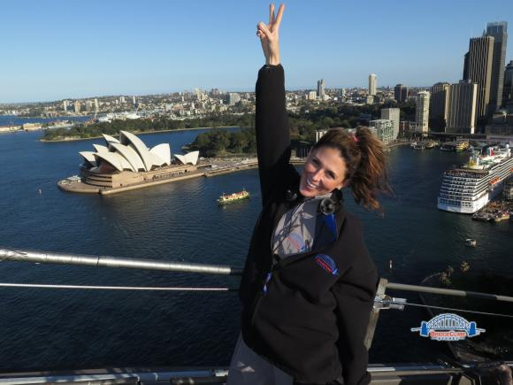 CLIMBING Sydney Harbor Bridge – MUST-DO in Australia